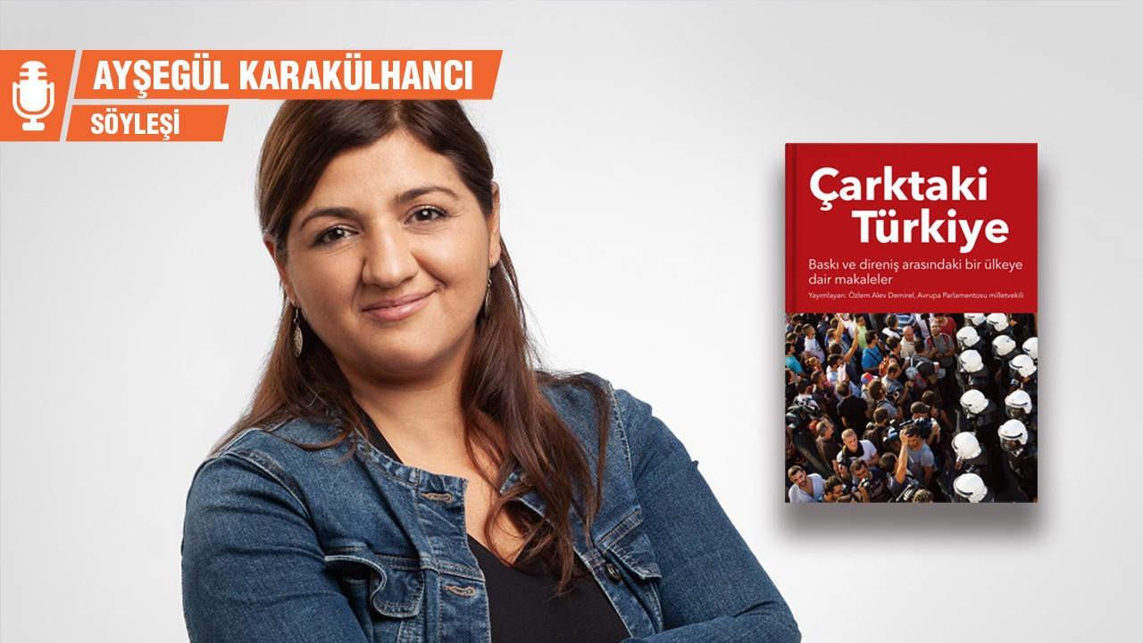 Almanya Sol Parti'den Avrupa kamuoyu için kitap: Çarktaki Türkiye