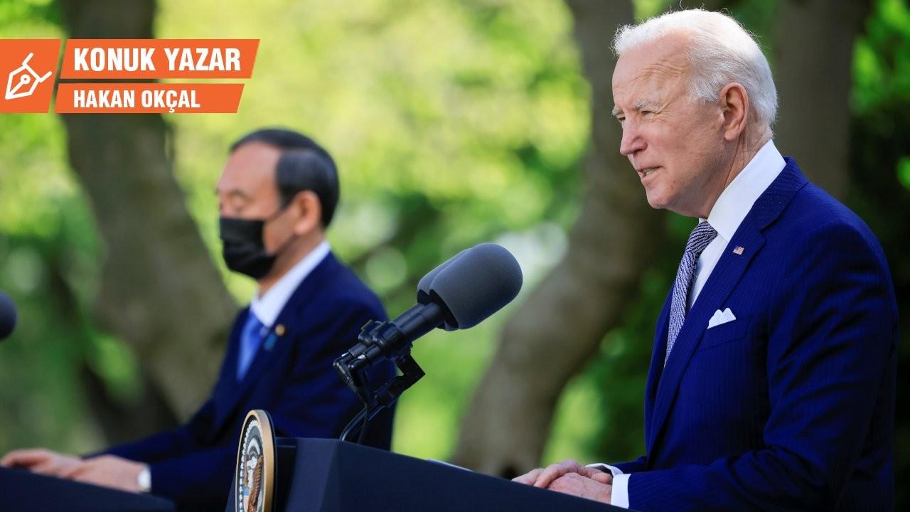 Japonya ve Güney Kore liderlerinin Biden'la doğrudan temasları
