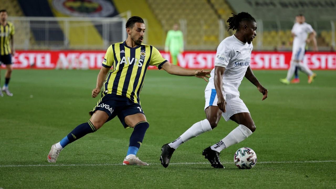 Kadıköy'de gülen taraf Fenerbahçe oldu: 3-1