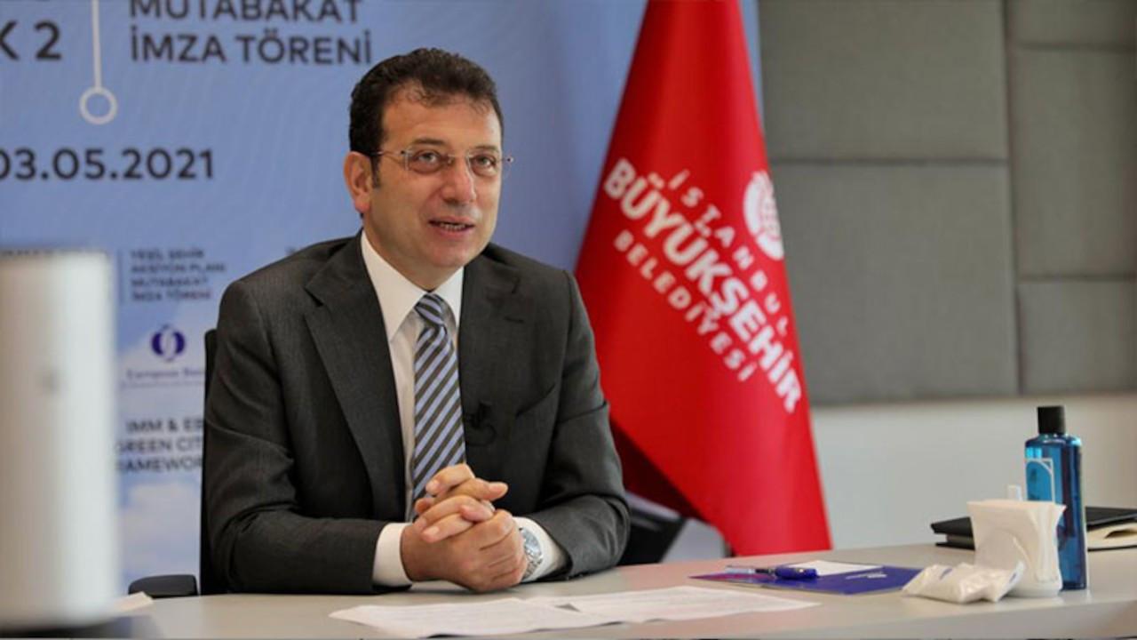 İmamoğlu: Cumhurbaşkanı atları soruyorsa Tarım Bakanı cevap versin