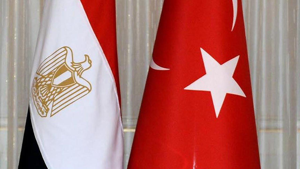 'Dışişleri Bakan Yardımcısı bir heyetle Mısır'a gitti'