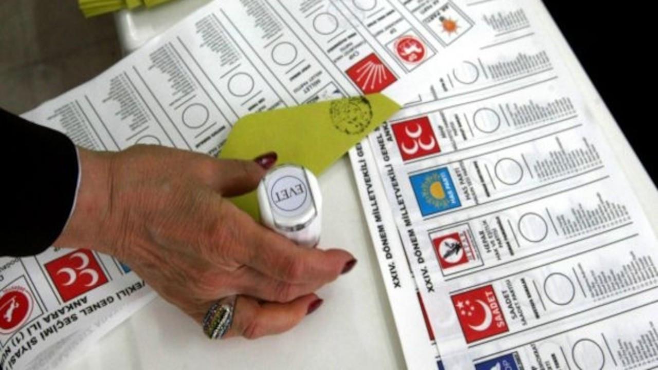 Metropoll araştırması: İlk kez oy kullanacakların yüzde 33'ü CHP, yüzde 24'ü AK Parti'yi tercih ediyor