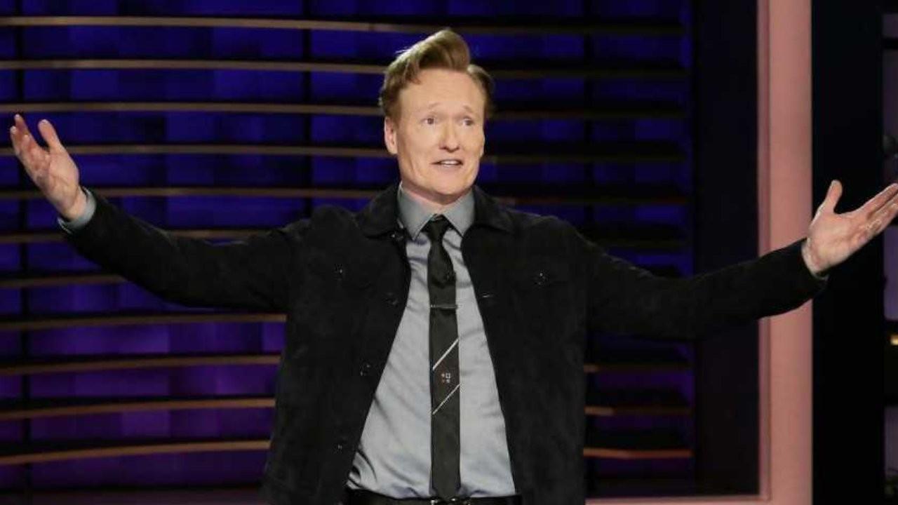 11 yıldır devam eden talk show 'Conan' final yapacak