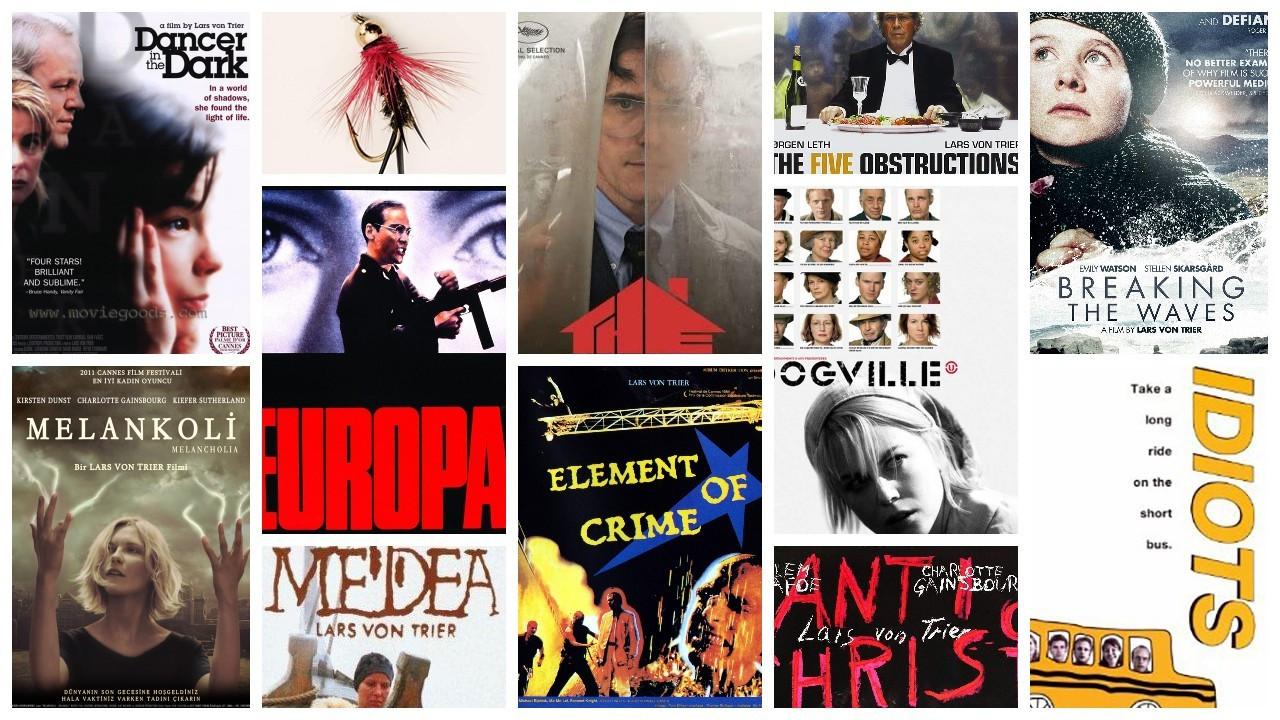Lars von Trier'in en iyi 15 filmi