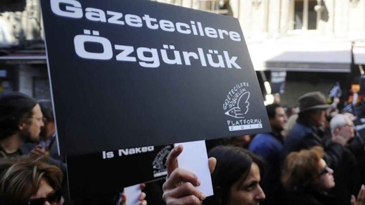 'Türkiye'de gazeteciler için durum feci'