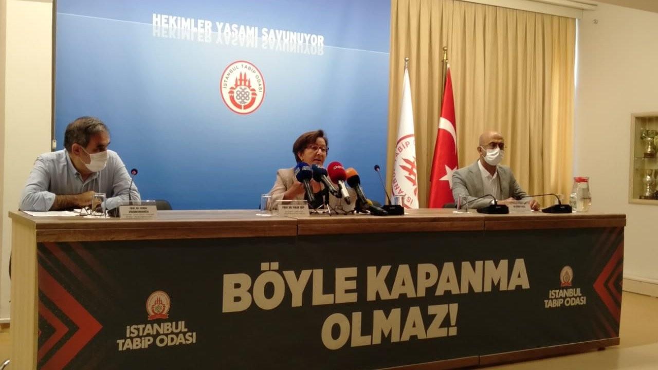 İstanbul Tabip Odası raporu: Anadolu'ya 'mutantlı' kavimler göçü yaşandı