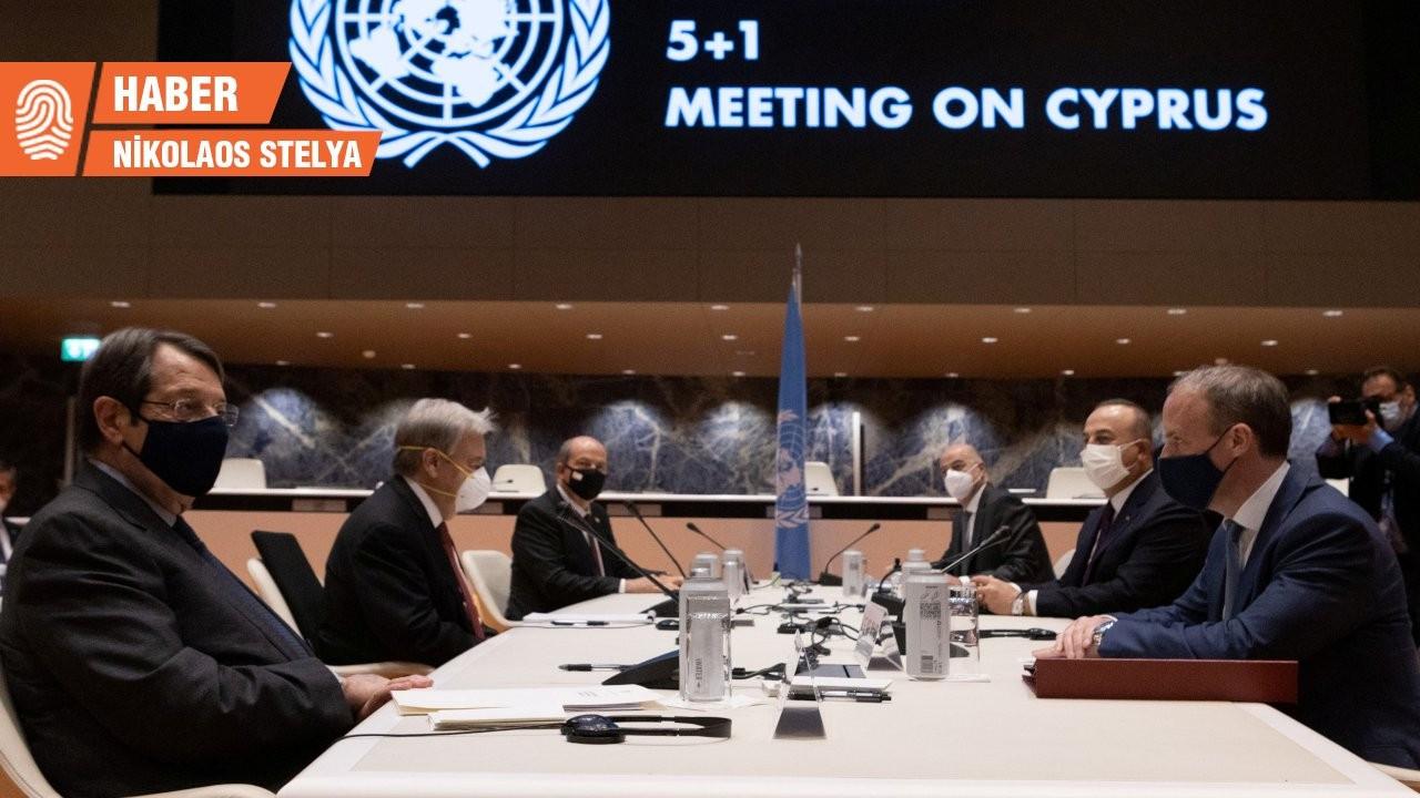 Kıbrıs'ta 'bildiri savaşları': Zirvenin ardından ilişkiler gerildi