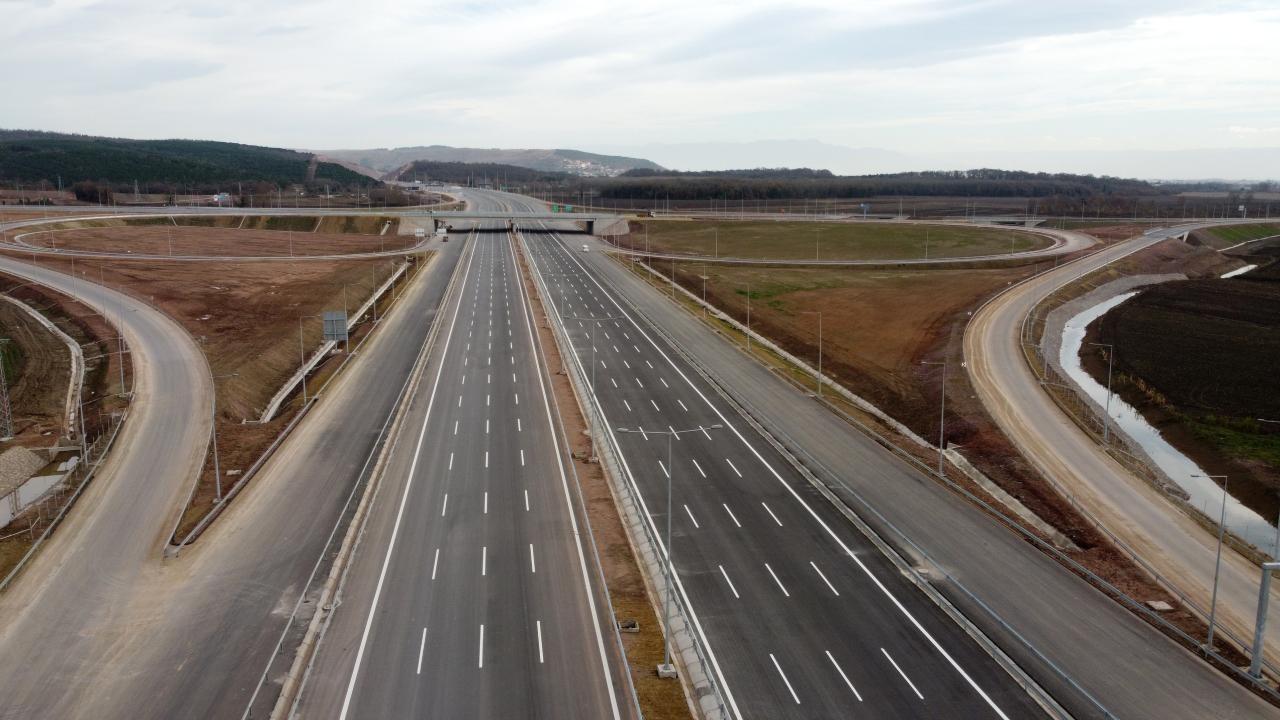 Kuzey Marmara Otoyolu için 2 milyar lira garanti ödemesi yapıldı