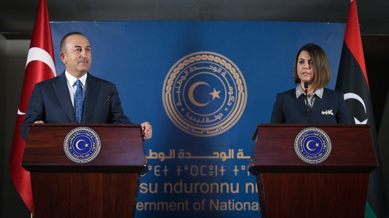 Libya'dan Türkiye'ye yabancı güçlerin çıkması için iş birliği çağrısı