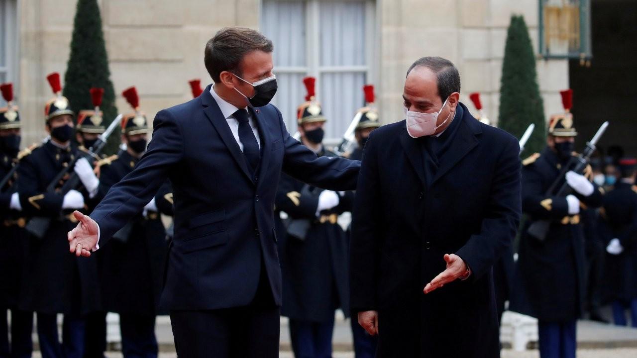 Fransa Mısır'a 30 Rafale savaş uçağı satacak