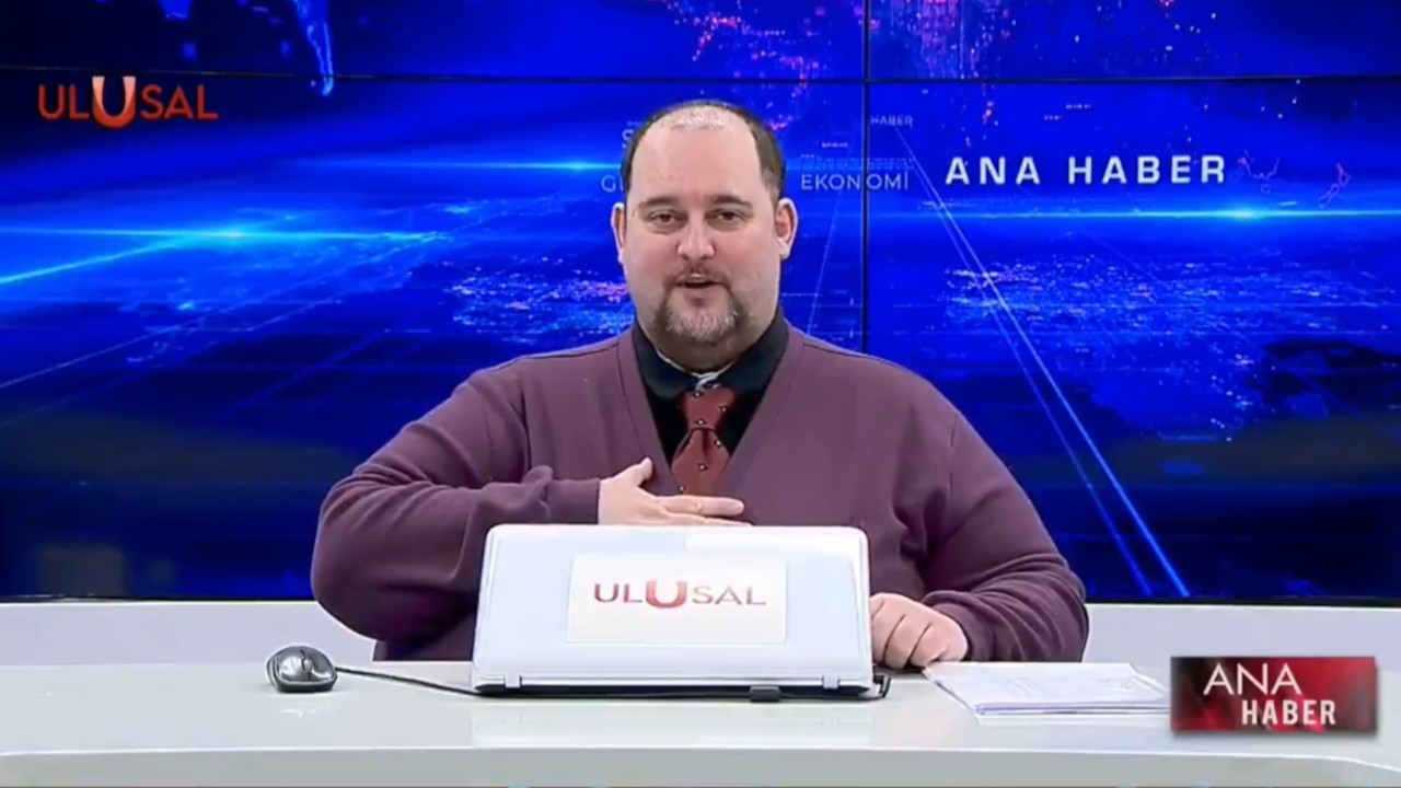 Ulusal Kanal Ana Haber sunucusu koronadan vefat etti