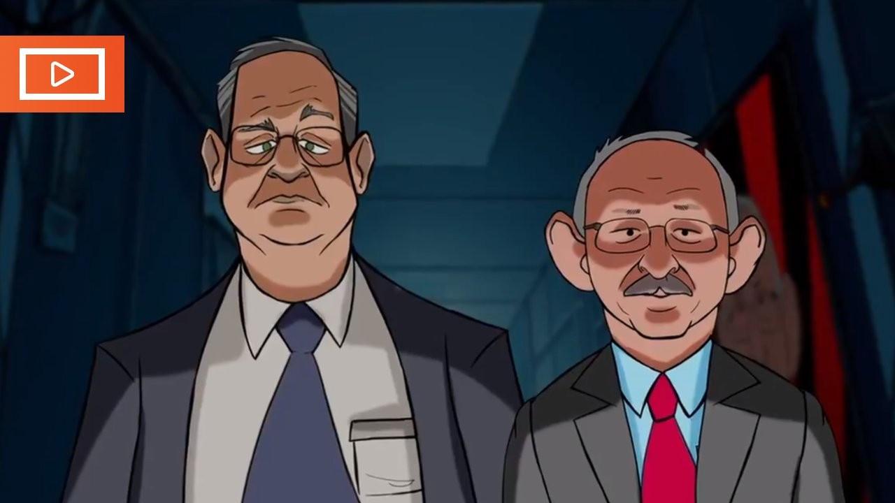 AK Parti'den 'Yalan Üretim Merkezi' videosu: 128 milyar dolar nerede?