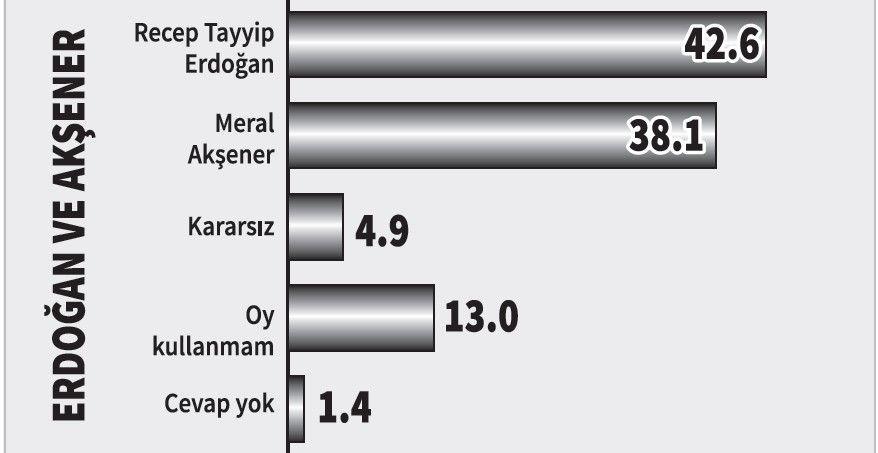 Yöneylem araştırması: Erdoğan karşısında hangi aday ne kadar oy alır? - Sayfa 2