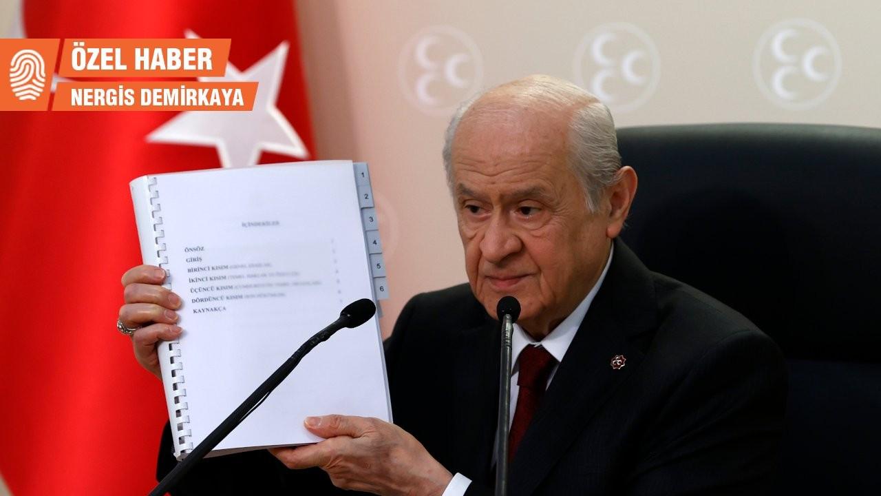 MHP'nin anayasa çağrısına muhalefetten ret: Ciddiyetten uzak