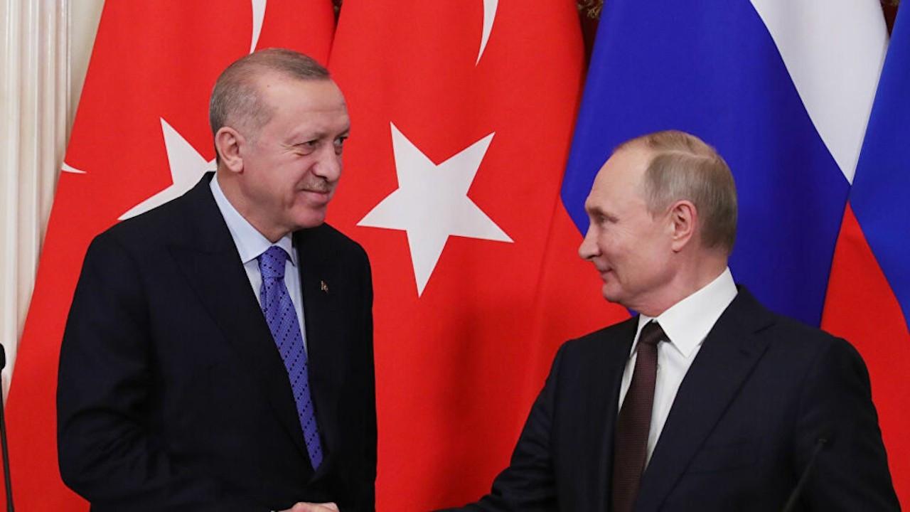 Erdoğan ile Putin, Sputnik V aşısını konuştu