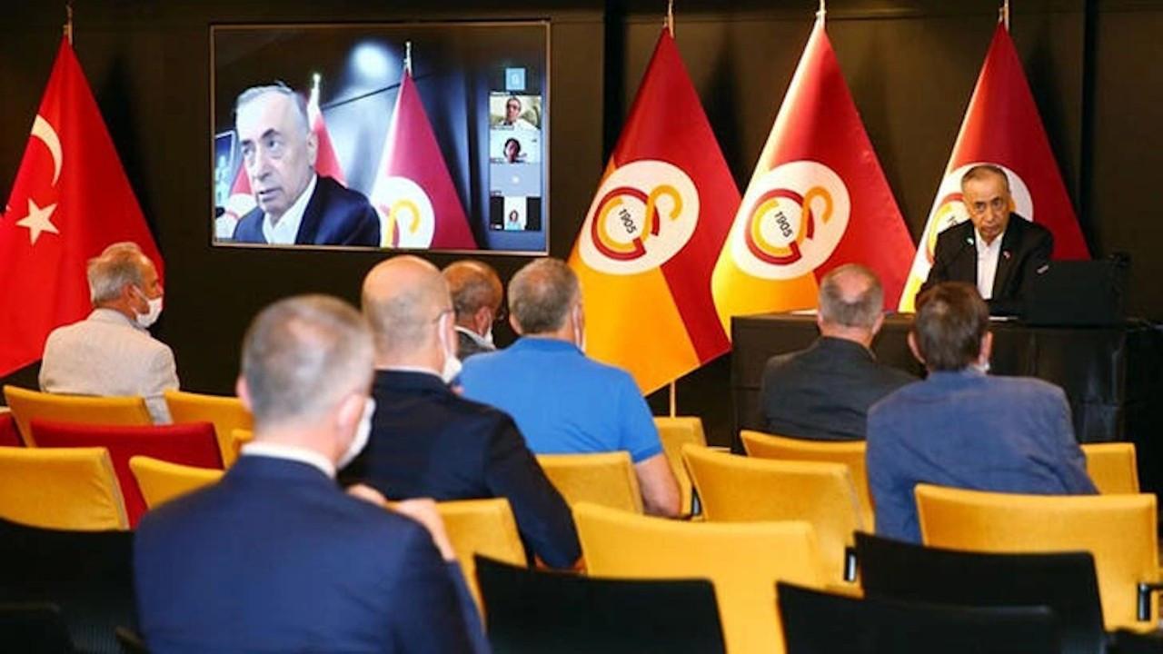 Galatasaray'da olağan seçimli genel kurul toplantısı iptal edildi