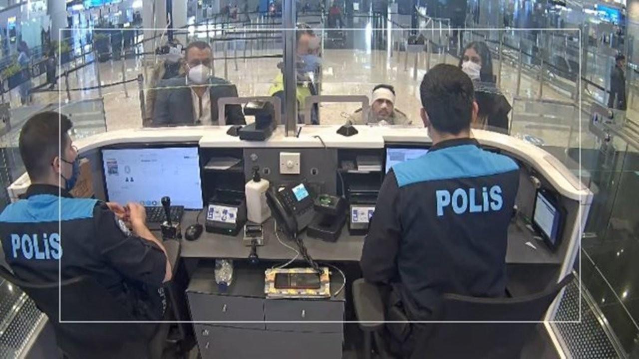 İstanbul Havalimanı'nda ameliyat kamuflajlı göçmen kaçakçılığı