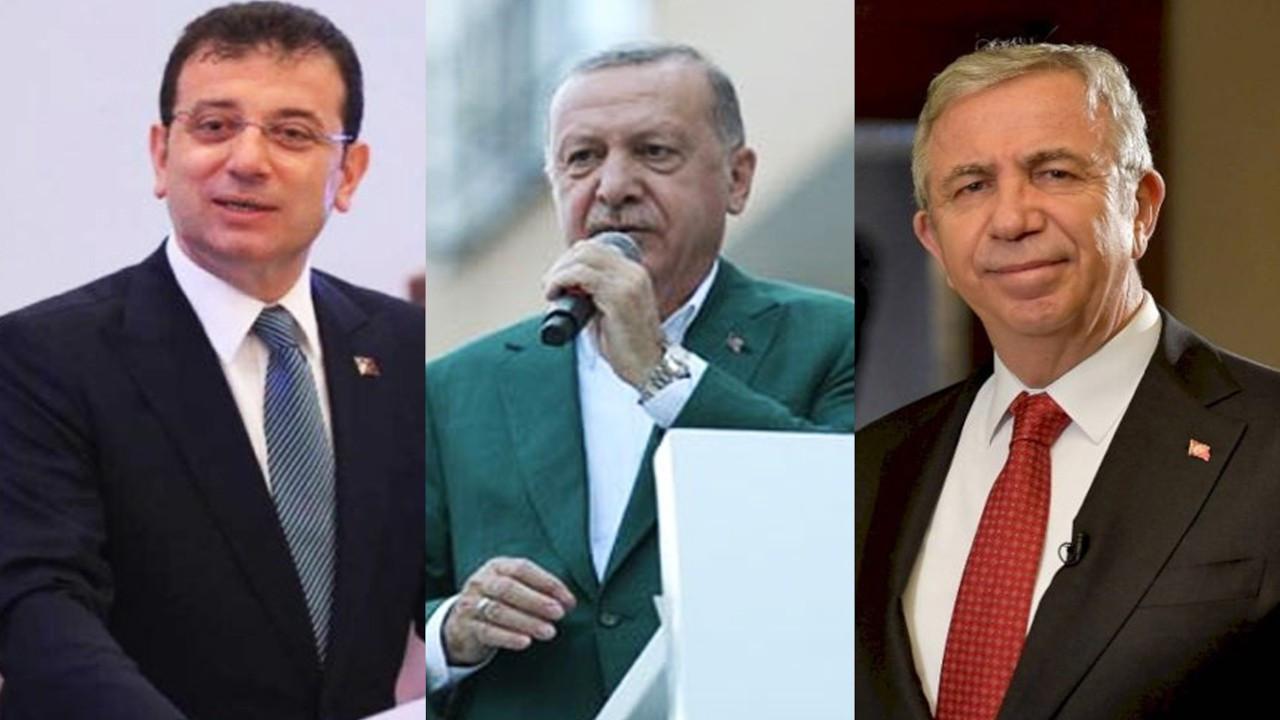 Yöneylem araştırması: Erdoğan karşısında hangi aday ne kadar oy alır?