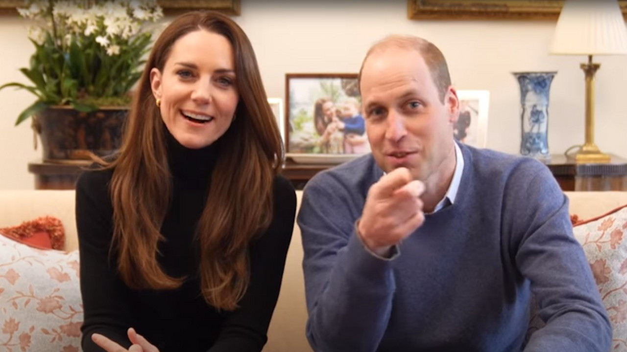 Prens William ve Kate Middleton YouTube kanalı açtı