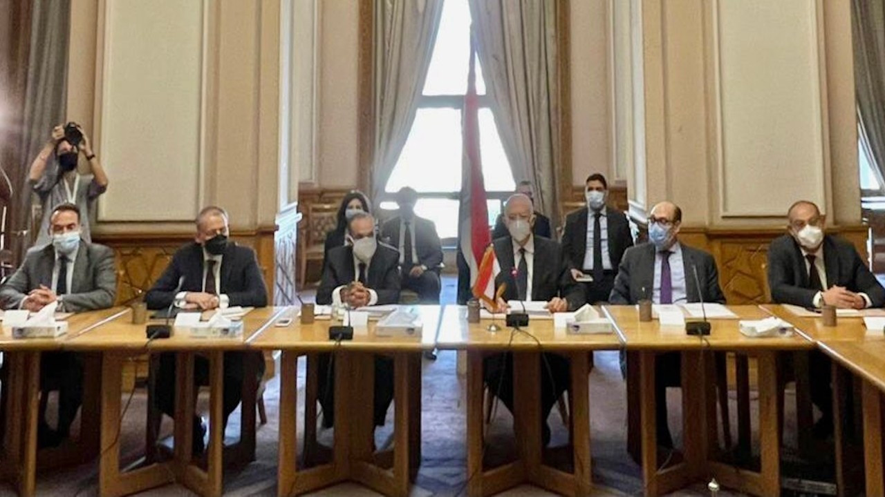 Dışişleri: Mısır ile görüşmeler samimi havada gerçekleşti