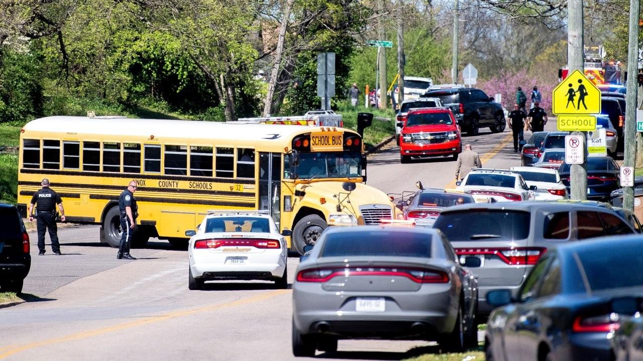 ABD'de ortaokulda silahlı saldırı: Üç kişi yaralandı