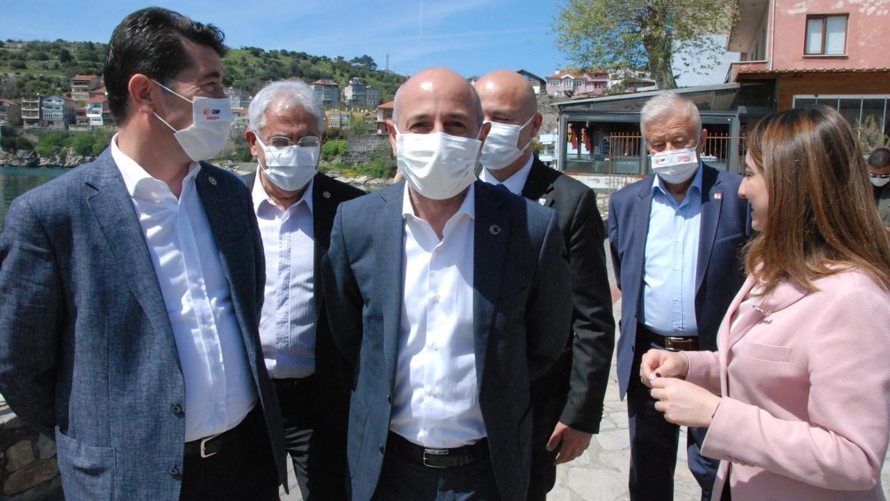 CHP'li Öztunç'tan Çavuşoğlu'na tepki: Bu akıl fukaralığıdır