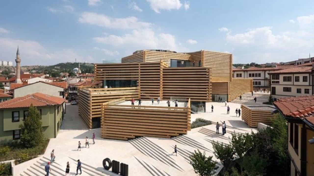Troya Müzesi ve Odunpazarı Modern Müzesi Avrupa Yılın Müzesi seçildi