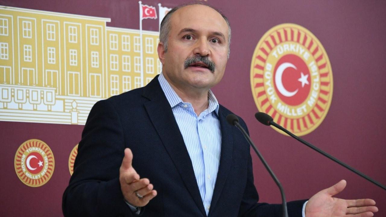 İYİ Partili Usta: Türkiye'de esnaf zekâta muhtaç hale gelmiştir