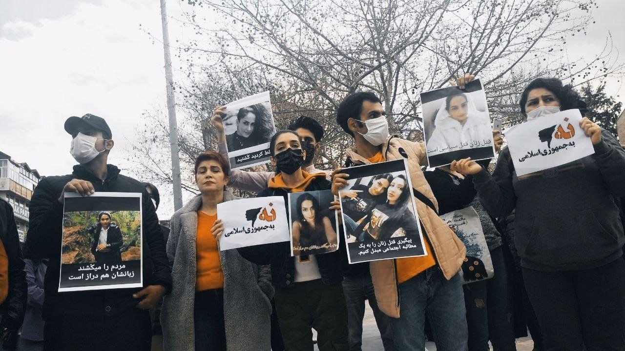 İstanbul Sözleşmesi protestosuna katılan mülteciler serbest bırakıldı