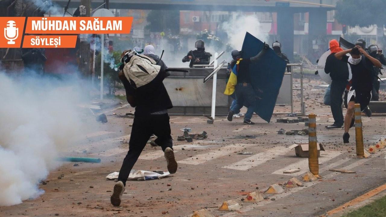Serhat Tutkal: Kolombiya'nın tüm büyük şehirleri polis saldırısı altında