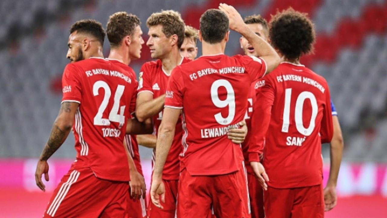 Bayern Münih üst üste dokuzuncu kez Bundesliga şampiyonu oldu