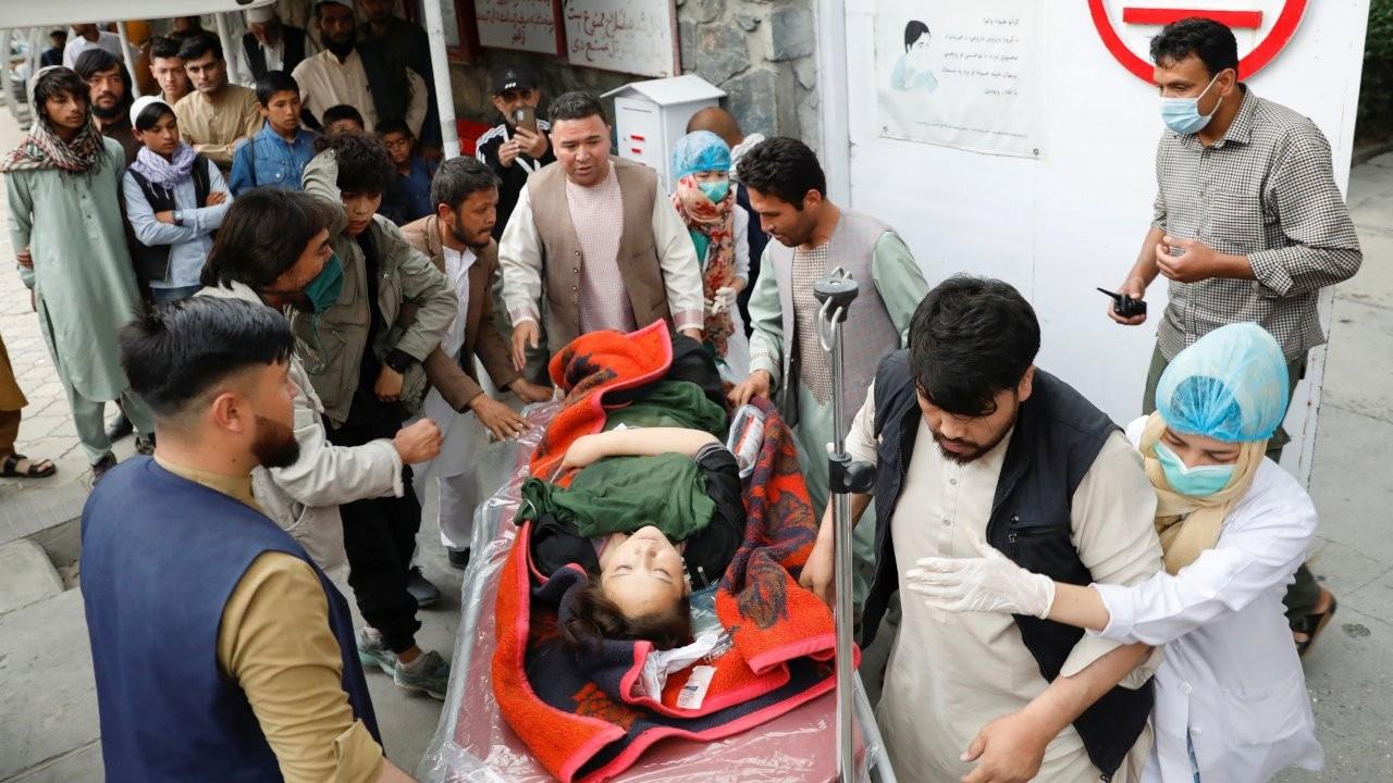 Kabil'de patlama: En az 25 kişi öldü