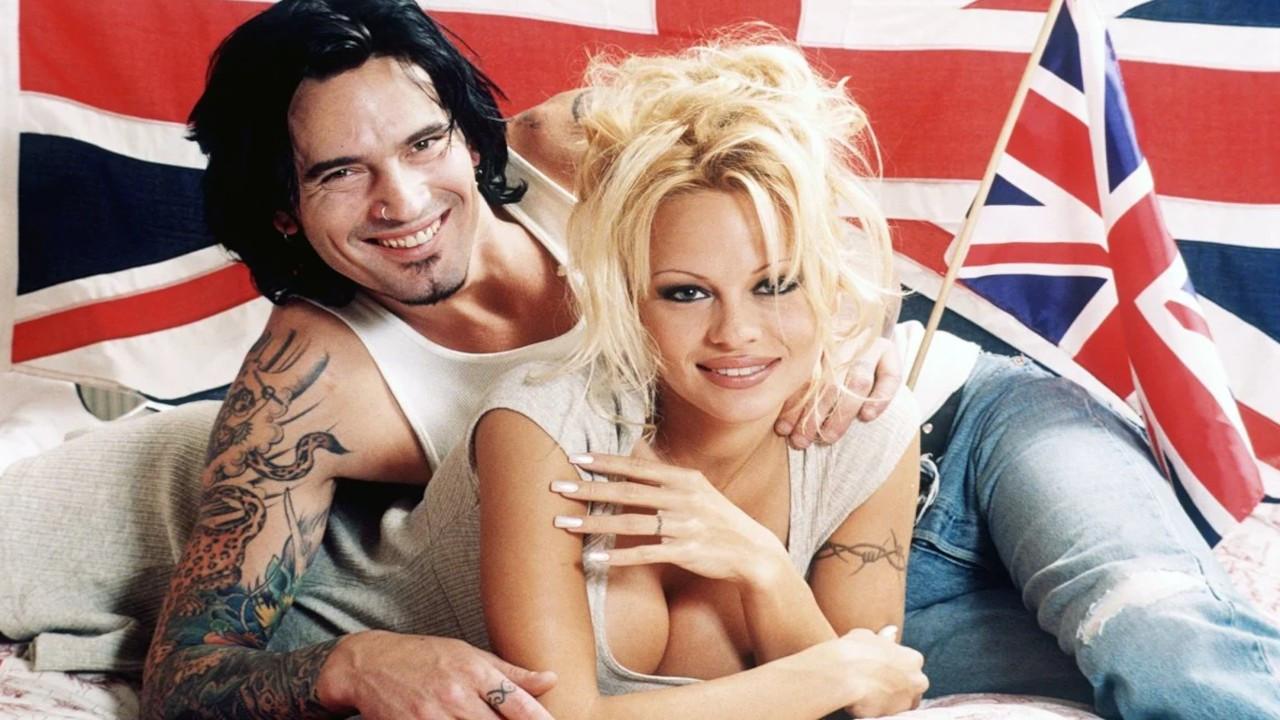 Tommy Lee ile Pamela Anderson'ın videosu 8 bölümlük dizi oluyor