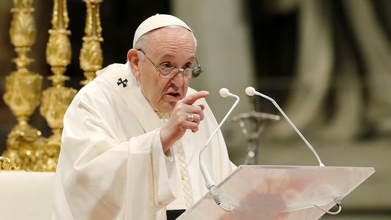 Papa Francis, aşı patentlerinin askıya alınmasını destekledi