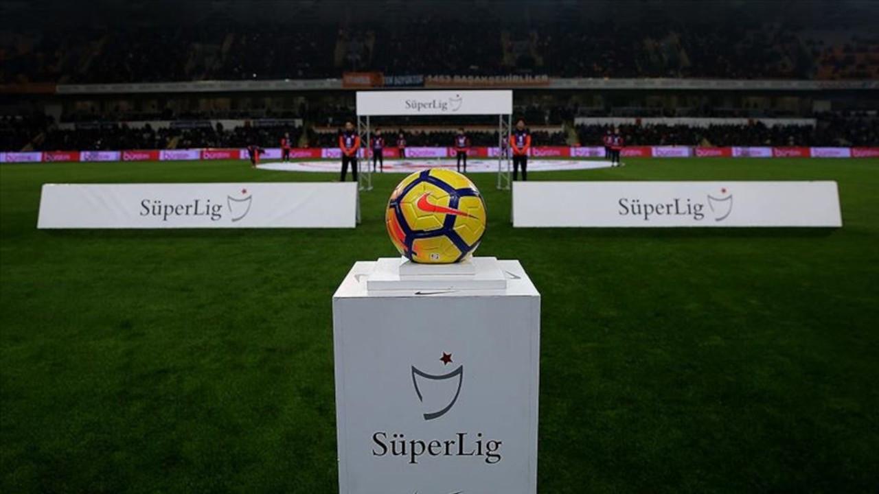 Süper Lig'de haftanın sonuçları ve puan durumu