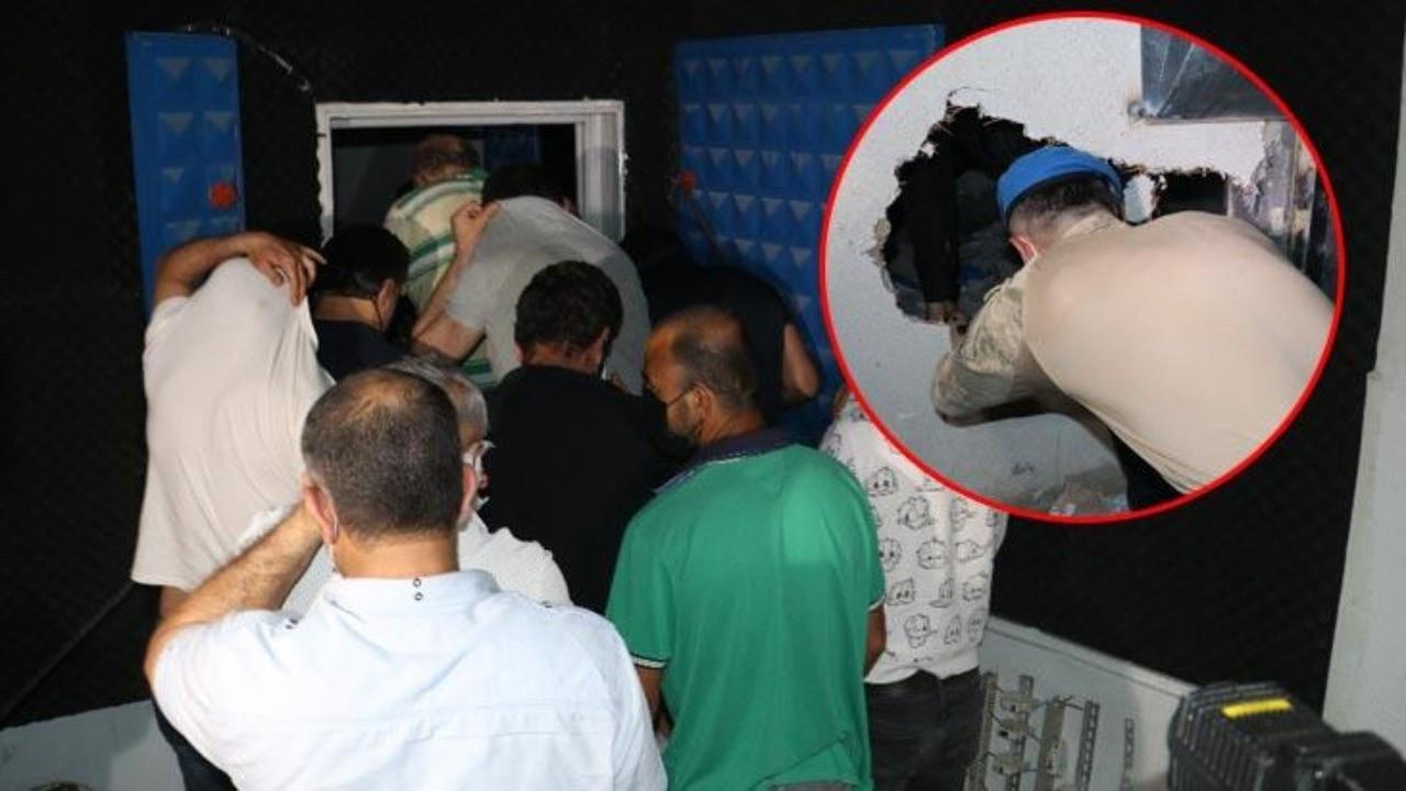 İzmir'de tombala operasyonu: 1 milyon lira ceza kesildi