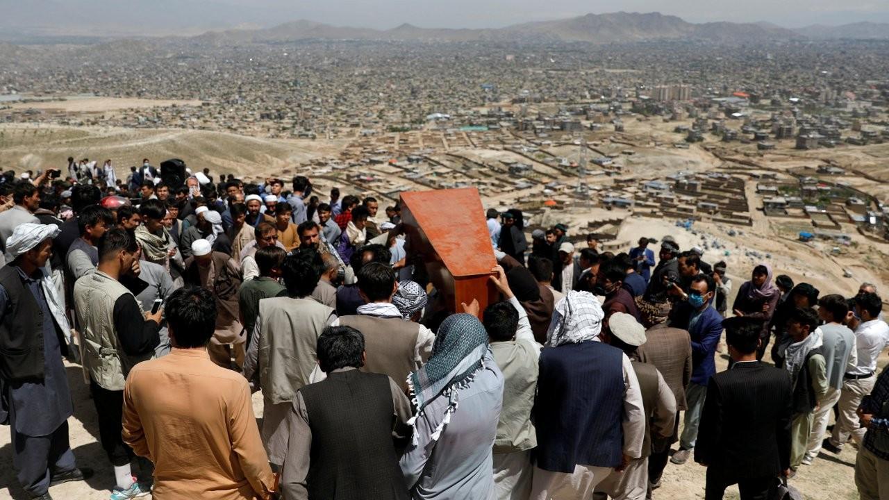 Afganistan'daki okul saldırısında ölü sayısı 68'e yükseldi