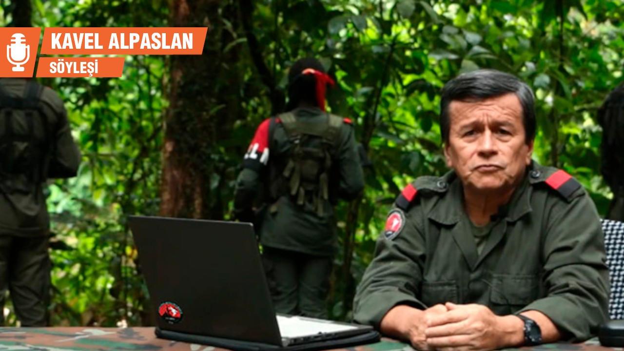 ELN komutanı Beltran: FARC'a kurulan tuzağa düşmeyeceğiz