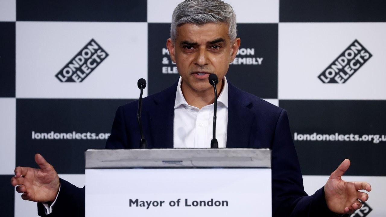 Sadık Han ikinci kez Londra belediye başkanlığına seçildi