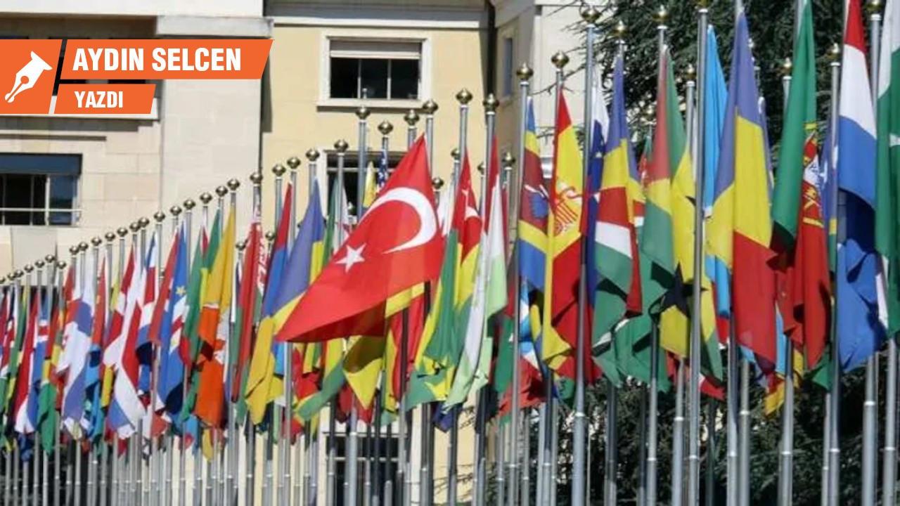 Türkiye'nin dış politika virajı