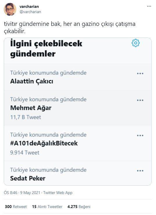 Twitter'da geçen hafta: Yayına silah sokan İmamoğlu'na soruşturma - Sayfa 3