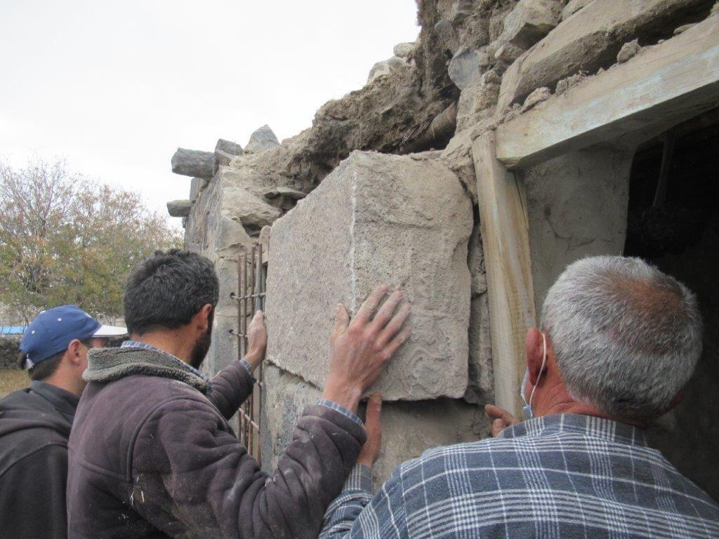 Interpol'ün aradığı 3 bin 300 yıllık yazıt ev inşaatından çıktı - Sayfa 1