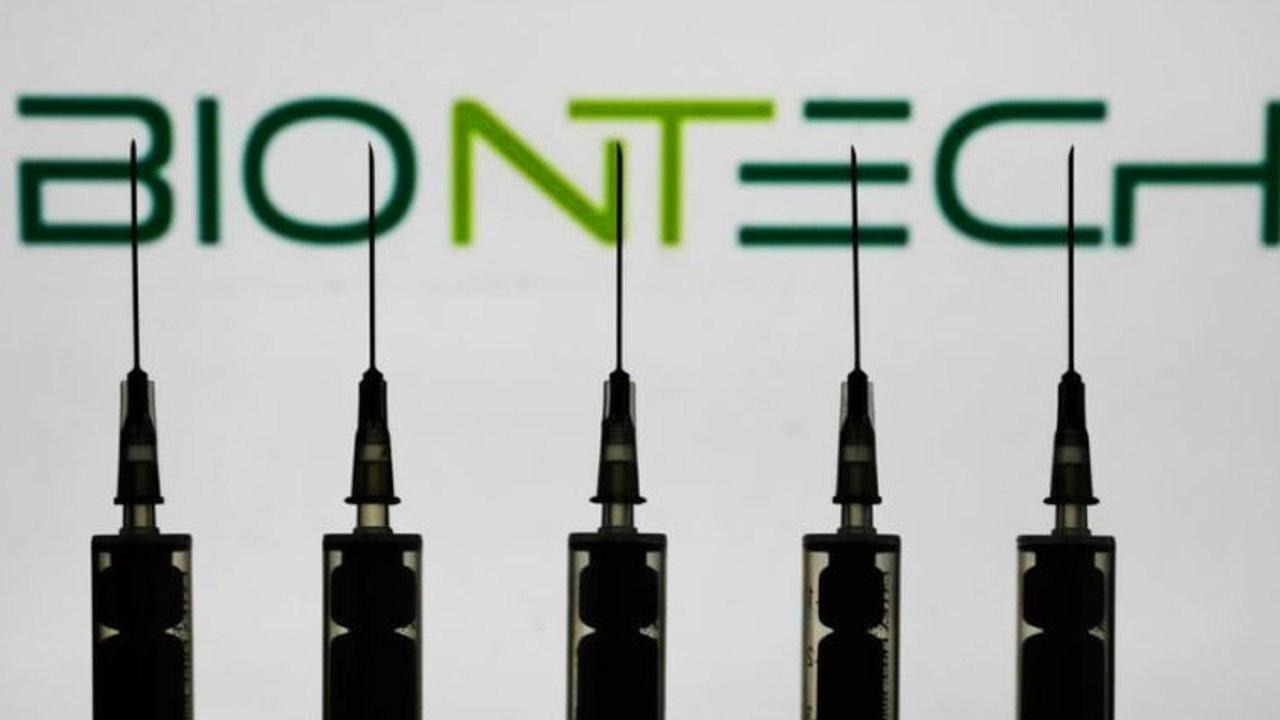 Biontech aşıları Türkiye'ye ulaştı