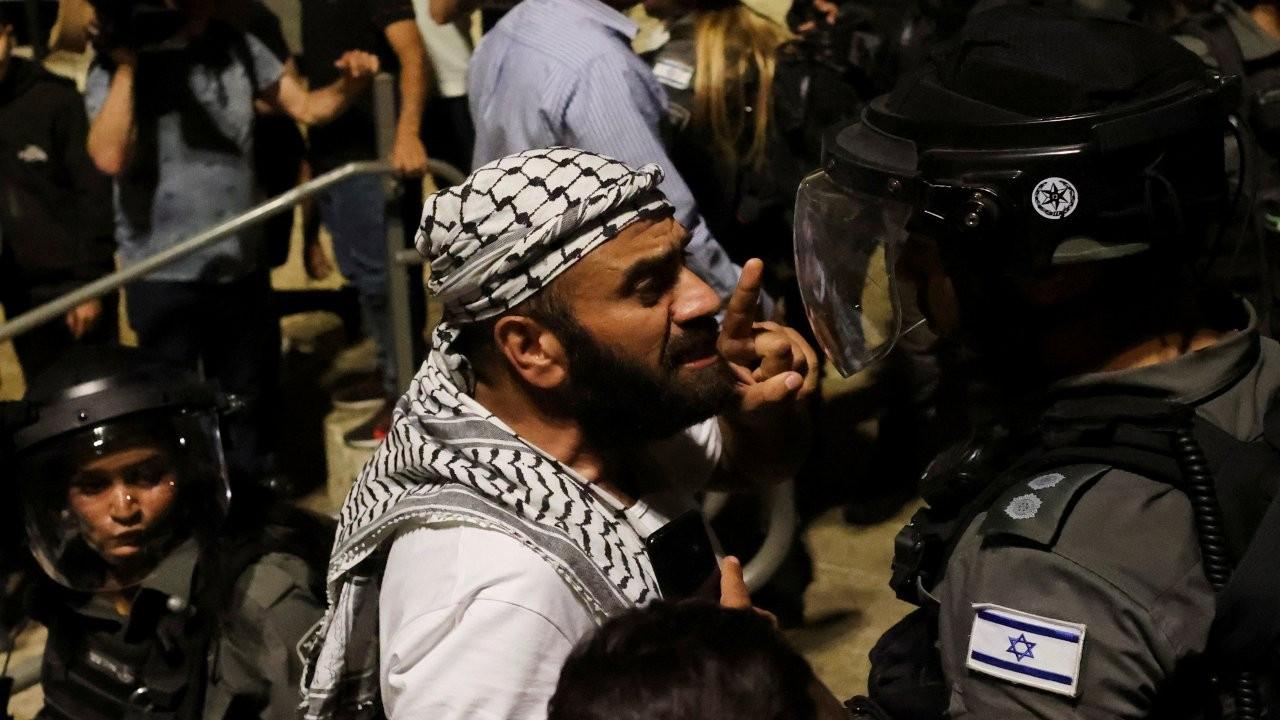 İsrailli milliyetçilerin yürüyüşü öncesi Kudüs'te gerilim yüksek: 300'den fazla Filistinli yaralandı