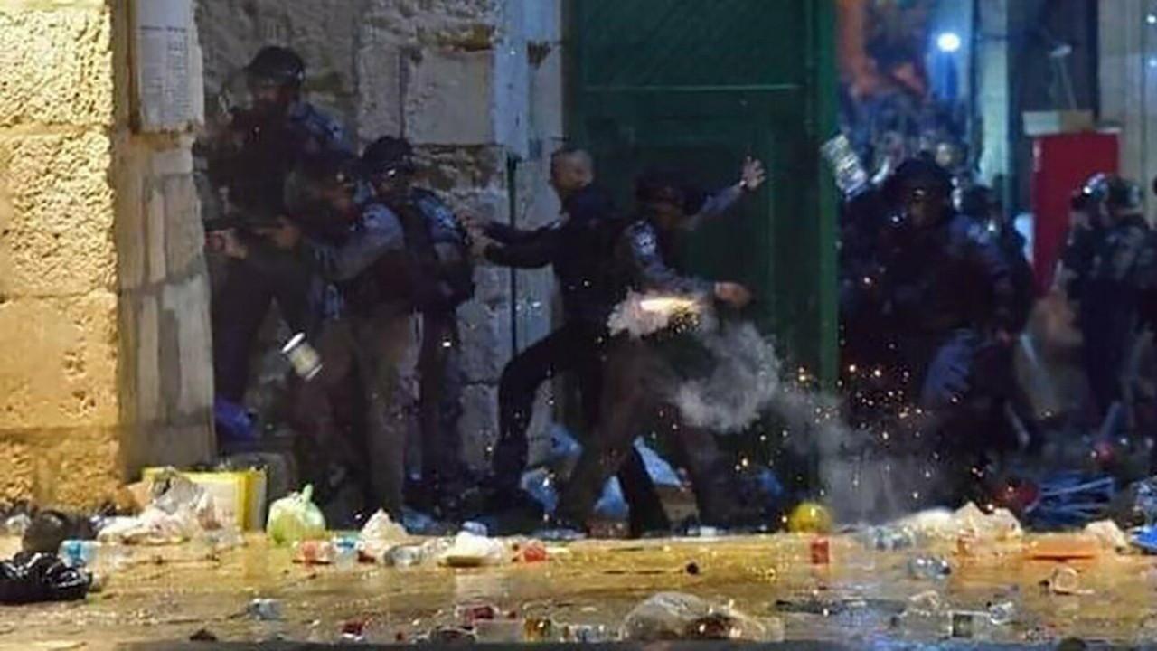 5 partiden ortak bildiri: İsrail'in zulmünü şiddetle kınıyoruz