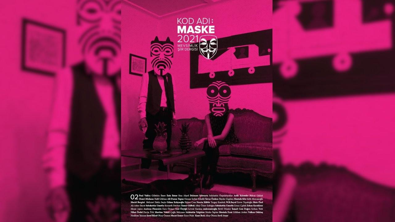 'Kod Adı: Maske 2021'in ikinci sayısı 15 Mayıs'ta Gazete Duvar'da