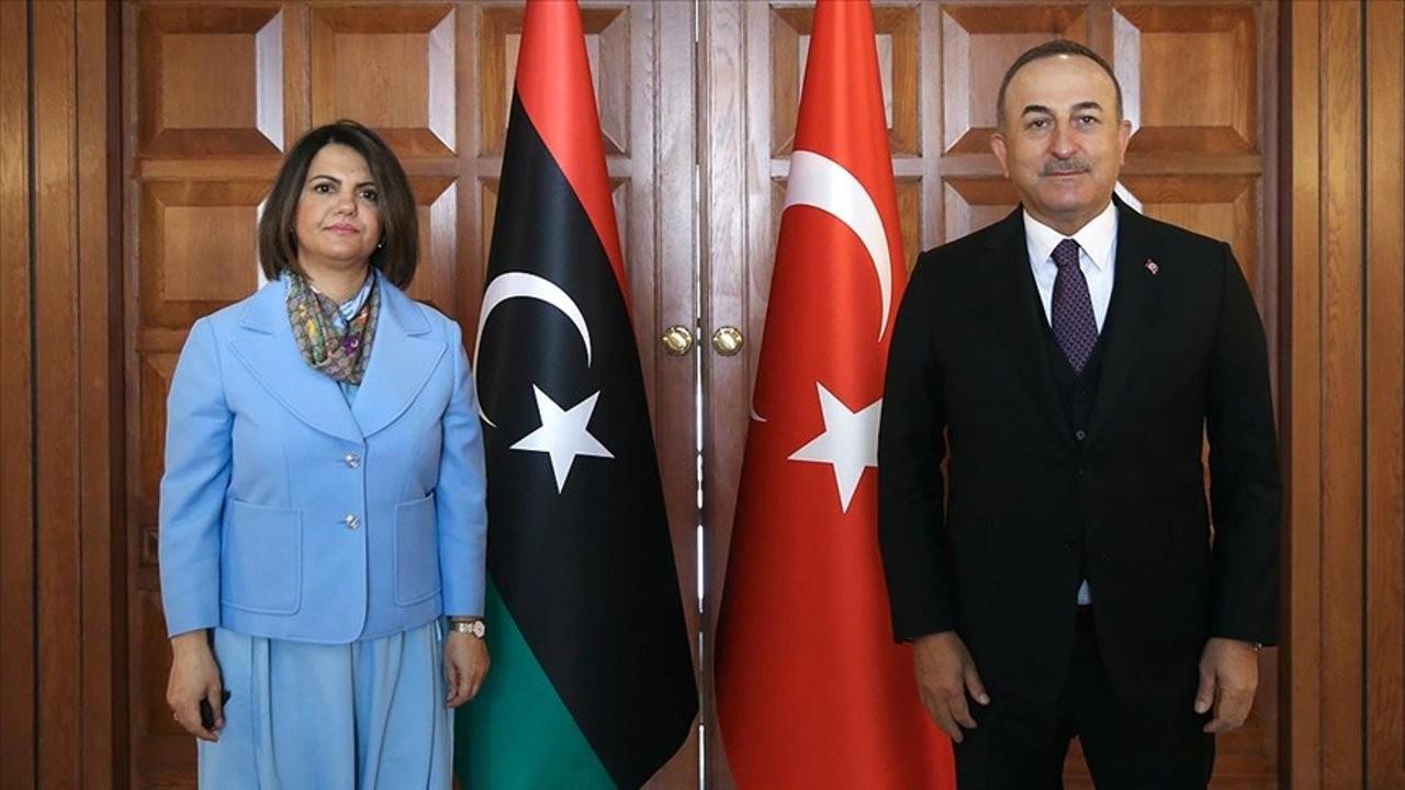 'Türkiye Libya'dan çekilmeli' diyen ilk kadın bakana istifa baskısı