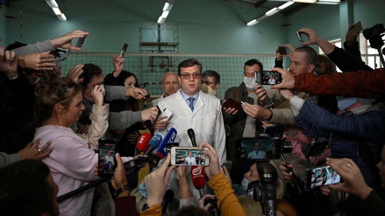 Navalni'yi zehirlendikten sonra ilk gören doktor kayboldu
