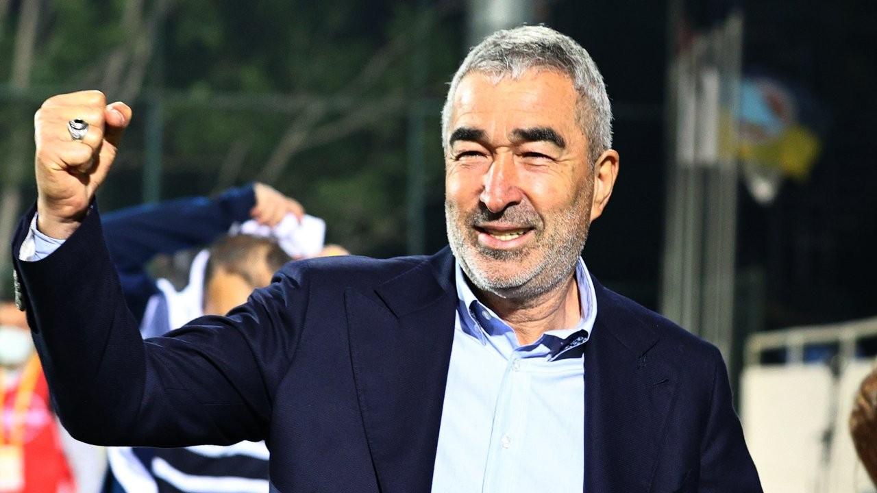 Adana Demirspor Samet Aybaba ile devam ediyor