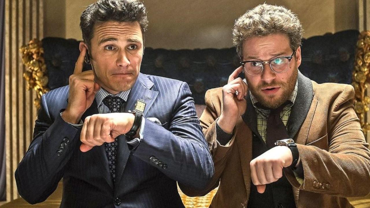 Seth Rogen, James Franco ile bir daha çalışmayacağını duyurdu